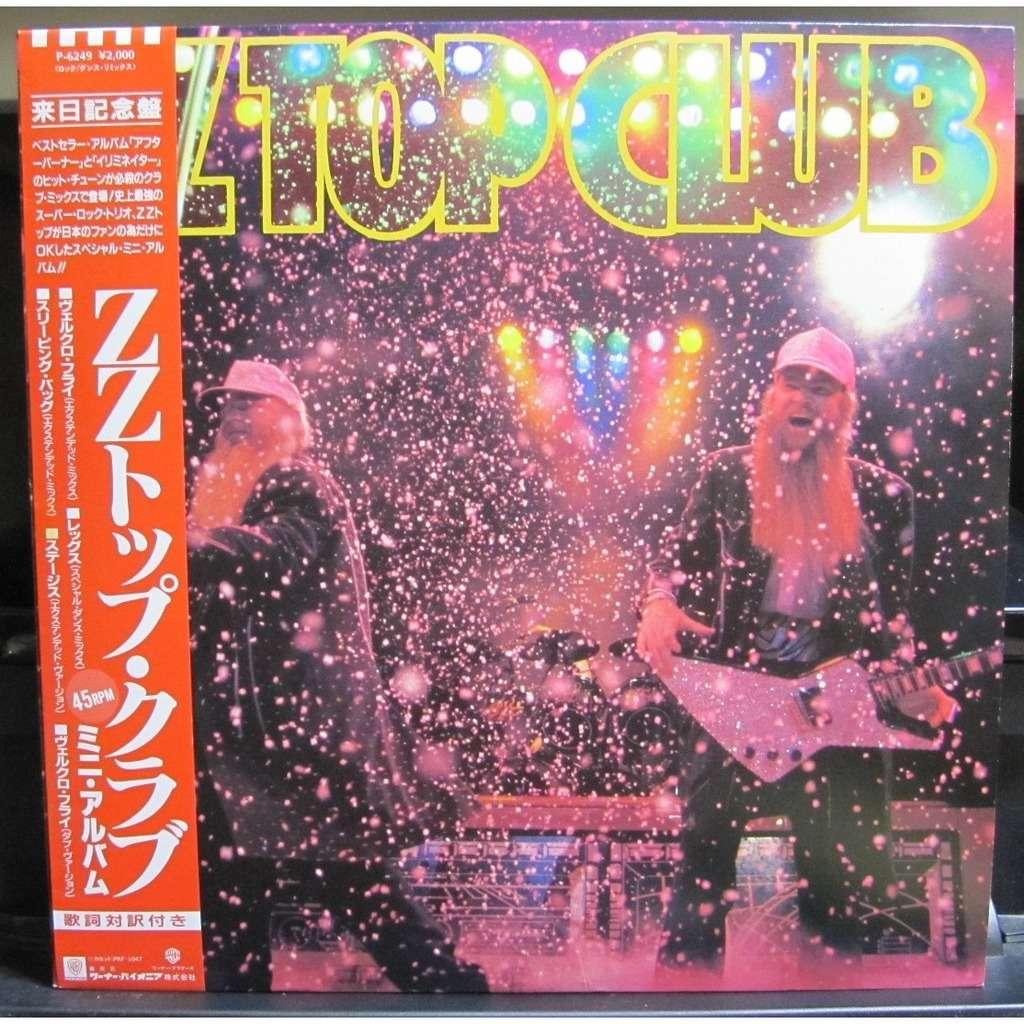 ZZ Top ZZ Top Club