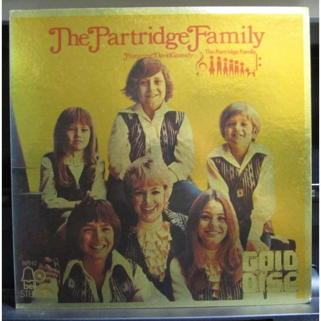 Partridge Family GOLD DISC