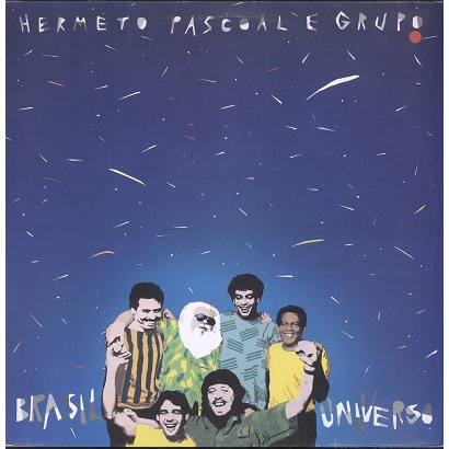 Hermeto Pascoal e grupo Brasil universo