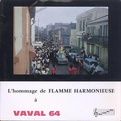 Flamme Harmonieuse Vaval 64