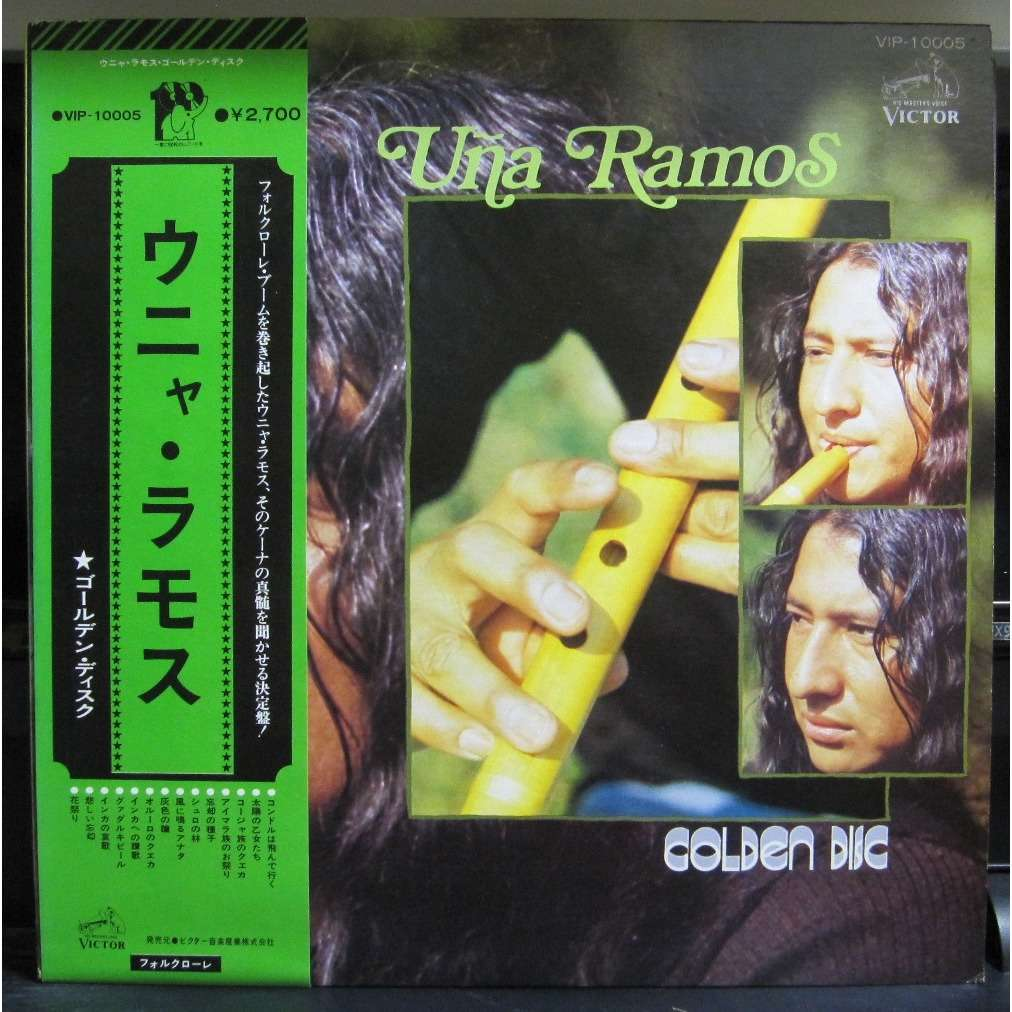 UNA RAMOS Golden Disc