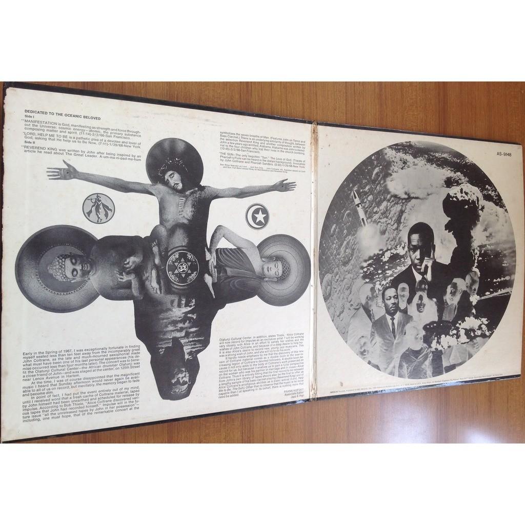 save off wholesale price online store Cosmic music by John Coltrane, Alice Coltrane Pharoah Sanders ..., LP  Gatefold with christofchristof