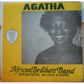 AFRICAN BROTHERS BAND - Agatha - LP