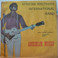 AFRICAN BROTHERS BAND - Ankonam mobro - LP