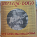 CITY BOYS INTERNATIONAL BAND - Owu aye bone - LP