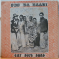CITY BOYS BAND - Odo da baabi - LP