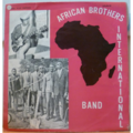 AFRICAN BROTHERS INTERNATIONAL BAND - S/T - Gyae su - LP