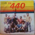 LA 440 - S/T - Siempre te vas en la tarde - LP