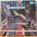 LES AMBASSADEURS - Caribbean vibrations - LP
