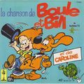 NATHALIE PRINTEMPS - La Chanson De Boule Et Bill (7') - 7inch x 1