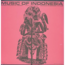 INDONESIA - Music of Indonesia - LP 180-220 gr