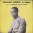 GOORE BI DADJE JOSEPH - Folklore Gouro : Le Gahou - LP