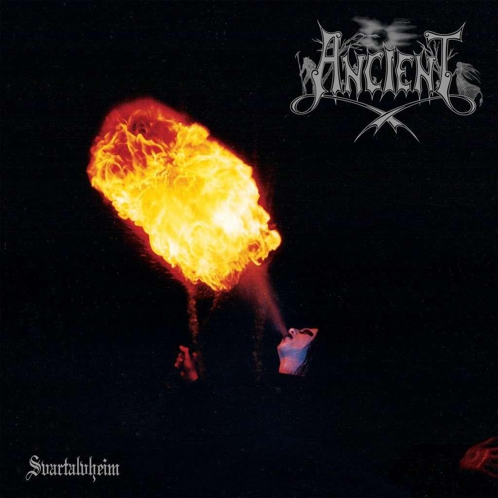 ANCIENT Svartalvheim. Yellow Vinyl