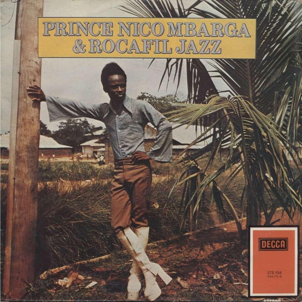 PRINCE NICO MBARGA & (et) ROCAFIL JAZZ same ( music line )