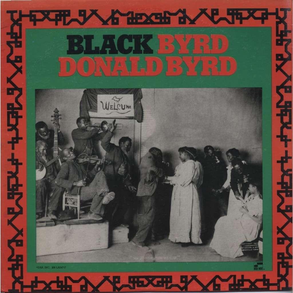 DONALD BYRD Black Byrd (ORIGINAL US 1st pressing) mix: Dave Hassinger