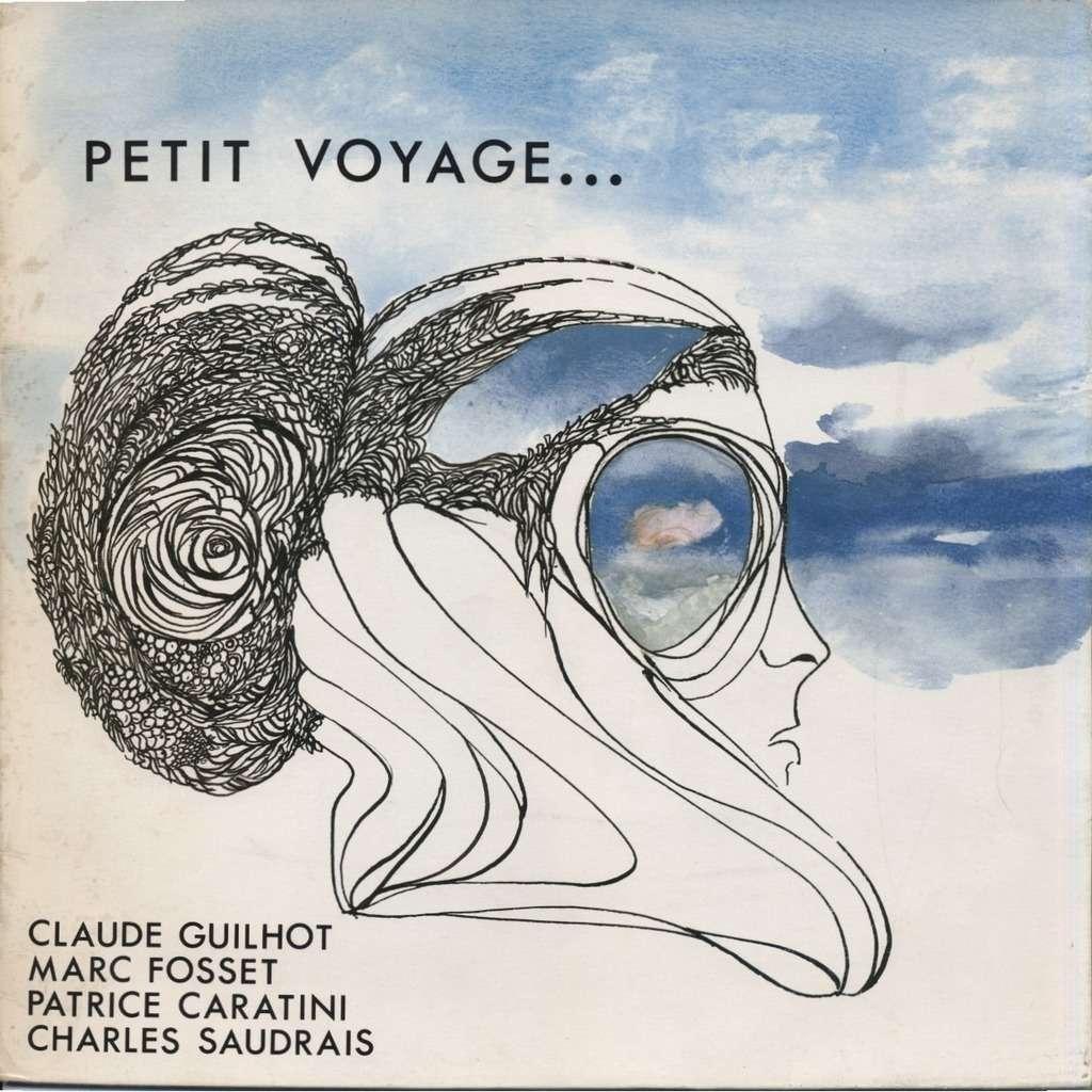 CLAUDE GUILHOT, M. FOSSET, P. CARATINI, C SAUDRAIS Petit Voyage… (vibraphone)