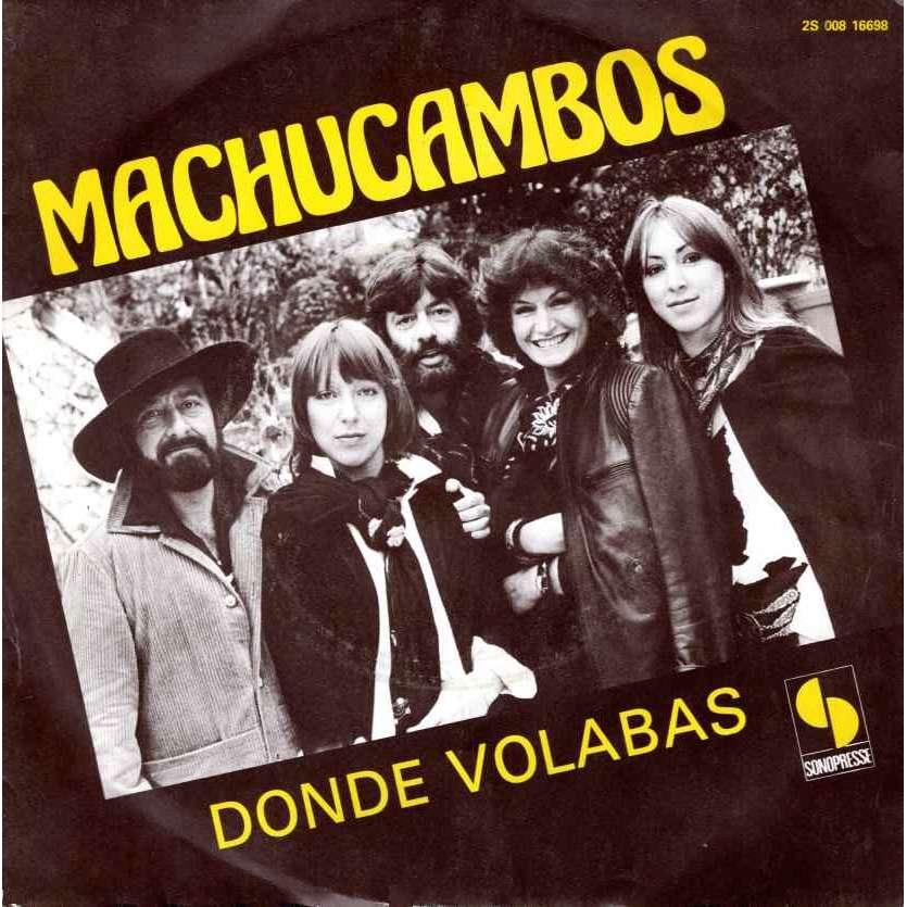 Machucambos Donde Volabas / Caria elena
