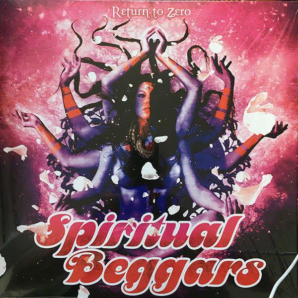SPIRITUAL BEGGARS RETURN TO ZERO (lp)
