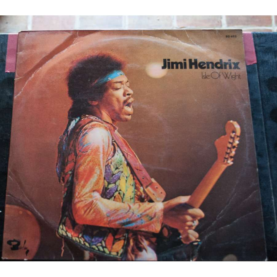 Hendrix experience Jimi isle of wight