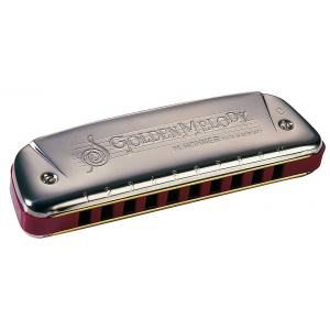 Hohner Golden Melody harmonica Eb Mouth Harp