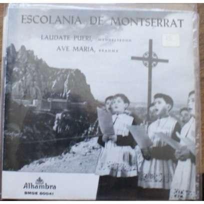 Escolania Del Monasterio De Montserrat Y Capilla - Laudate Pueri Dominum - Ave Maria