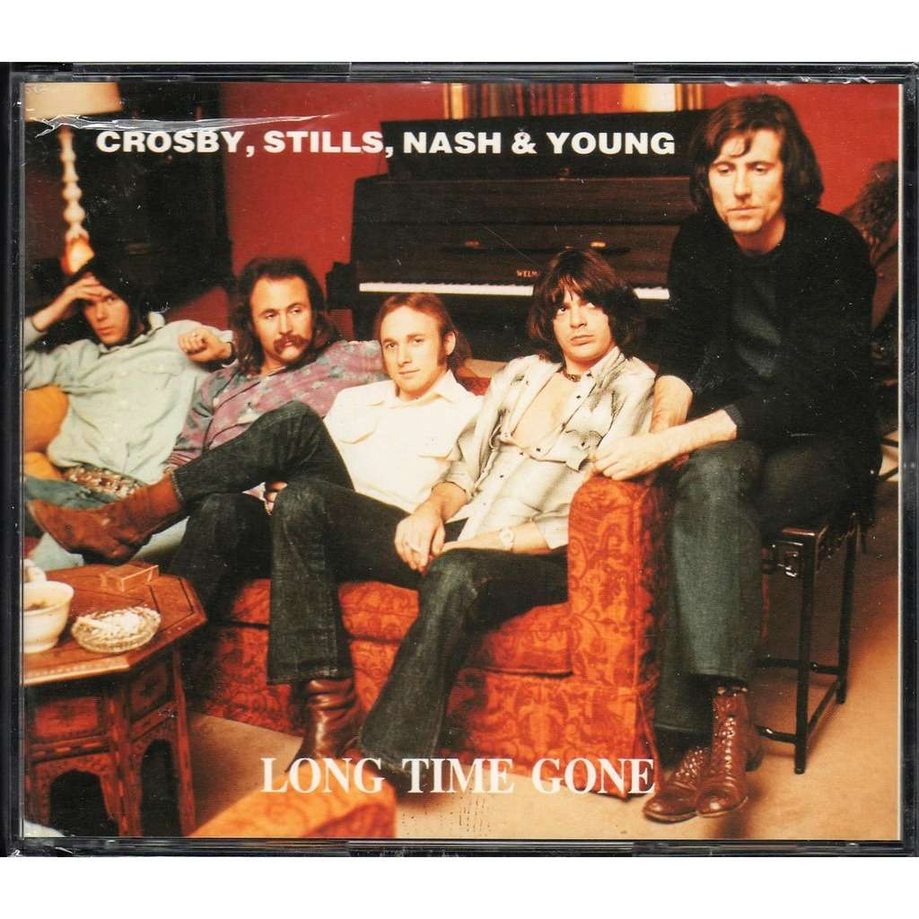 Neil Young / CSNY Long Time Gone (Recorded Live At Lakehurst NJ 03.06.1970)