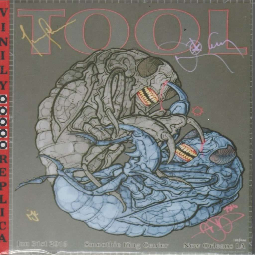 TOOL Live At 'Smoothie King Center' (New Orleans US 31 01 2016)