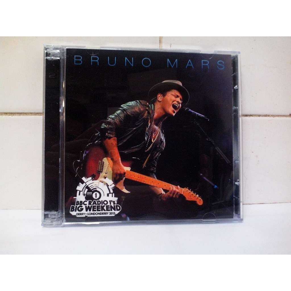 bruno mars Bbc Radio 1's Big Weekend (Brazil release 2017)