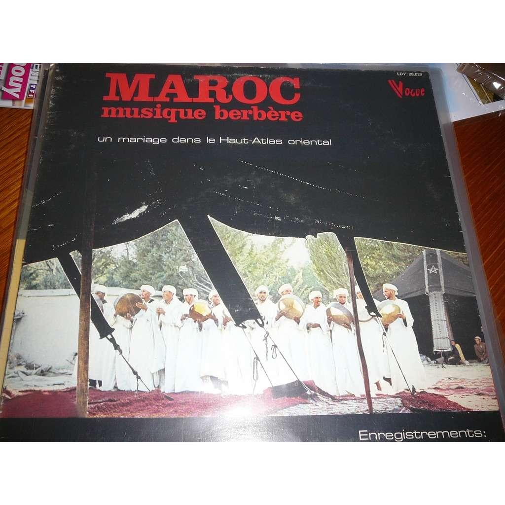maroc musique berbère un mariage dans le haut atlas oriental