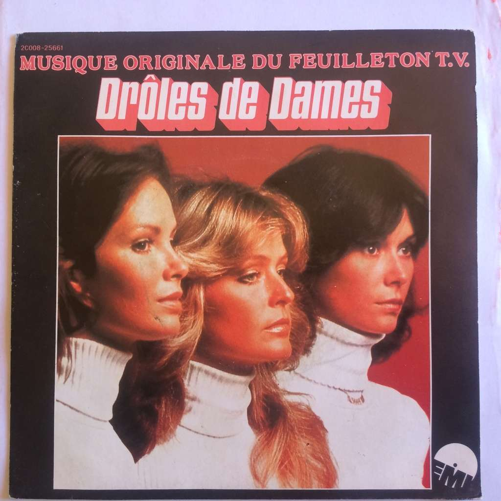 DONNA LYNTON charlie's angels - droles de dames (give me one more chance/charlie's angels)