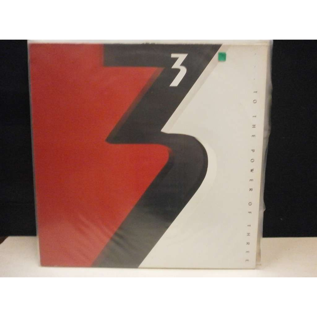 To The Power Of Three By 3 Lp With Recordsound Ref119255561