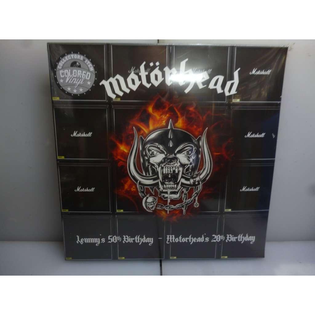 Motorhead Live At Whisky A Go Go, West Hollywood, CA, USA, 1995  USA 2017  Ltd to 260 Grey 2LP Vinyl
