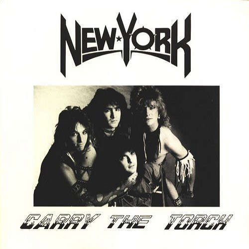 New York Carry The Torch