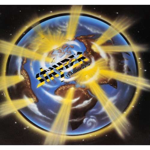 Stryper ‎ The Yellow And Black Attack