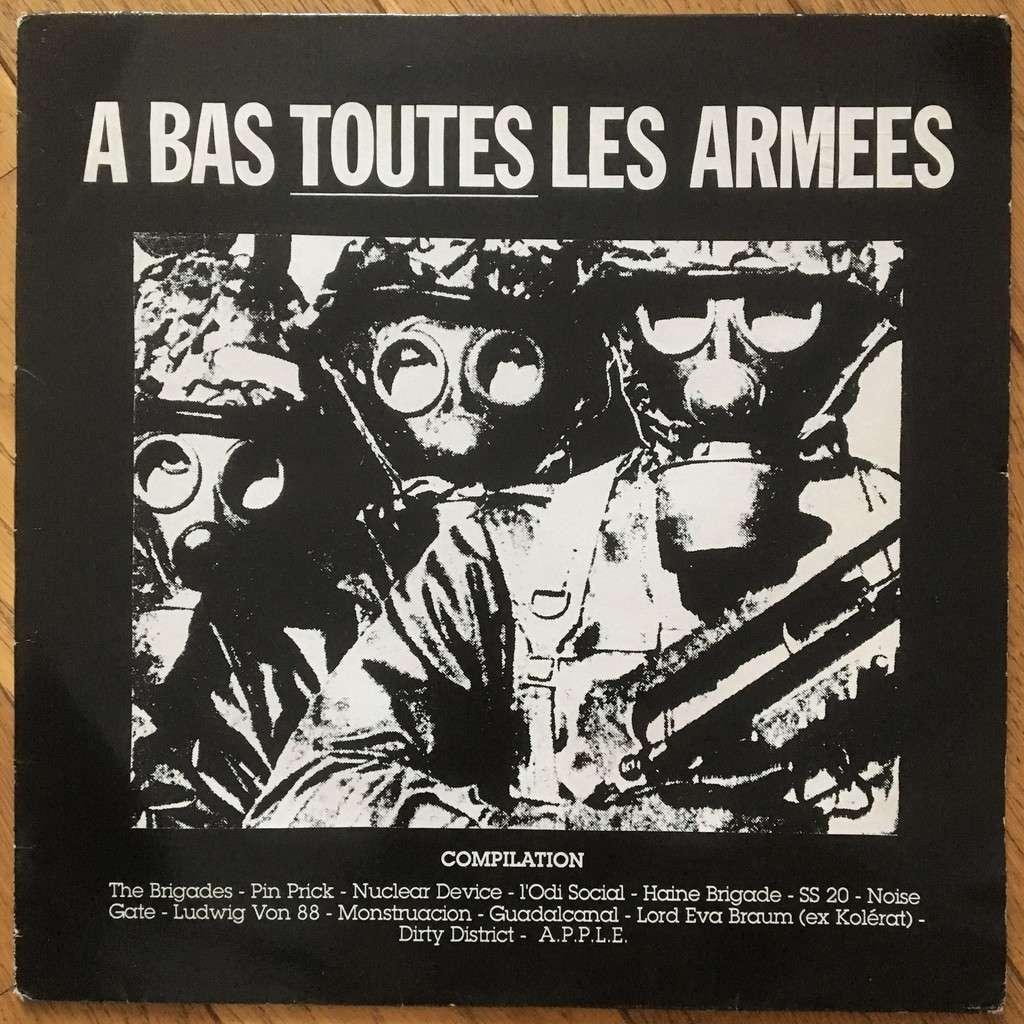 Various  A Bas Toutes Les Armées