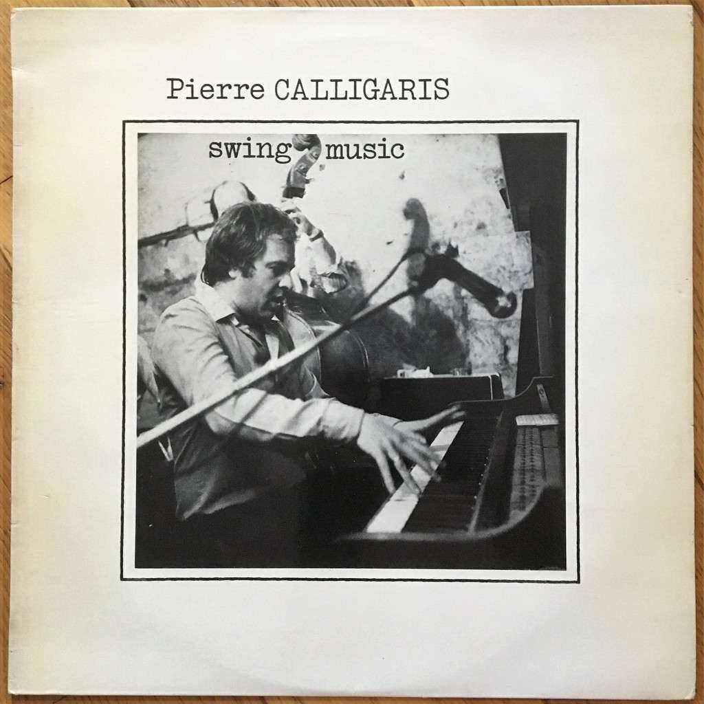 Pierre Calligaris ‎ Swing Music