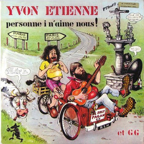 Yvon Etienne Et GG Personne I N'Aime Nous