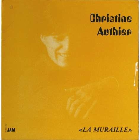 Authier Christine La muraille