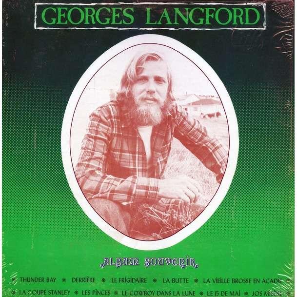 Georges Langford Album souvenir