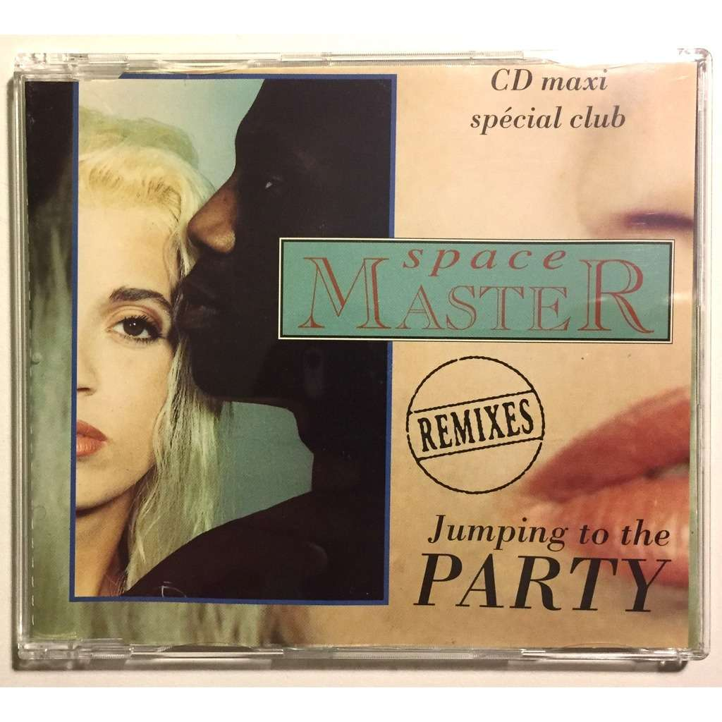Space Master Jumping to the party (remixes)