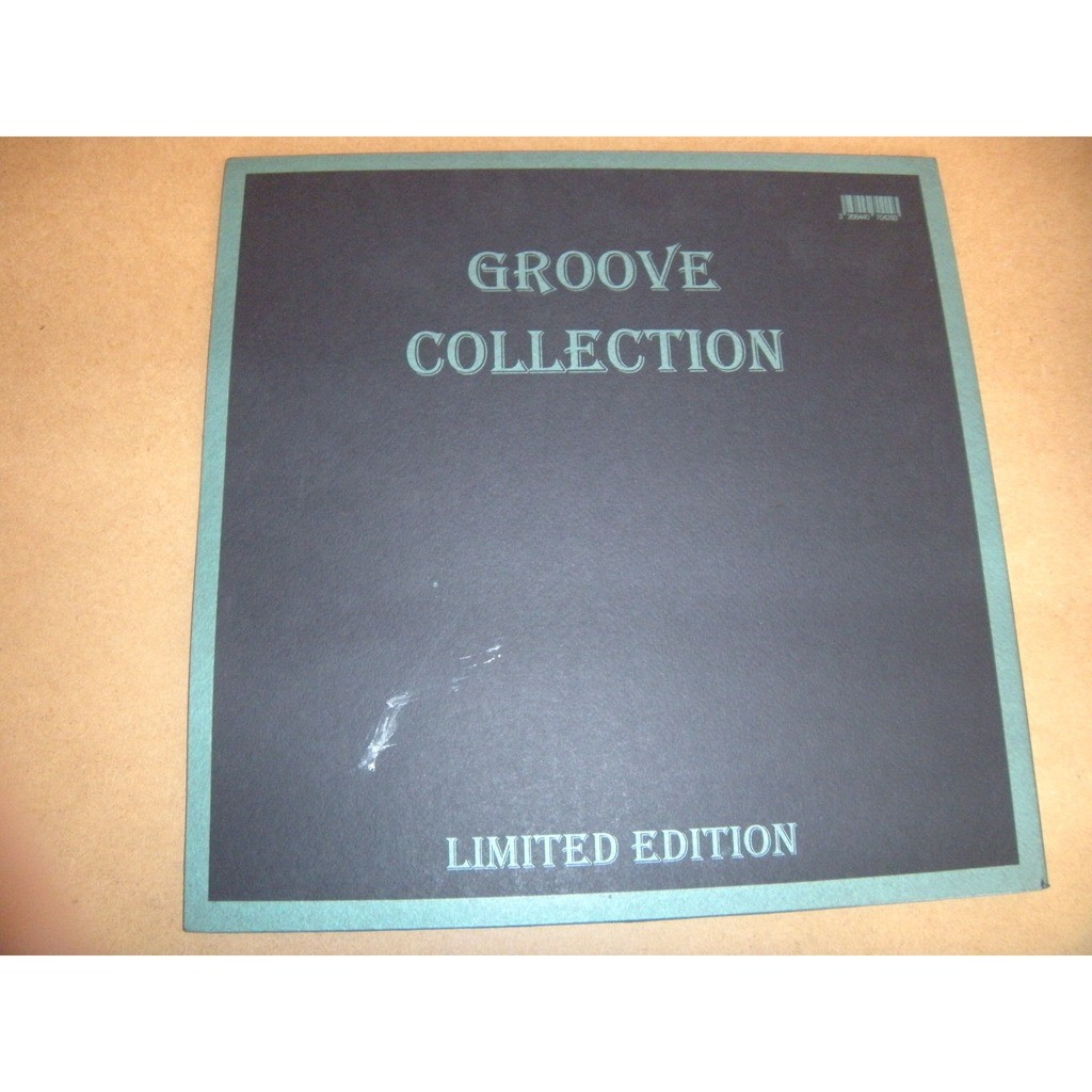 GROOVE COLLECTION INI KAMOZE / CHAKA DEMUS VOL.3