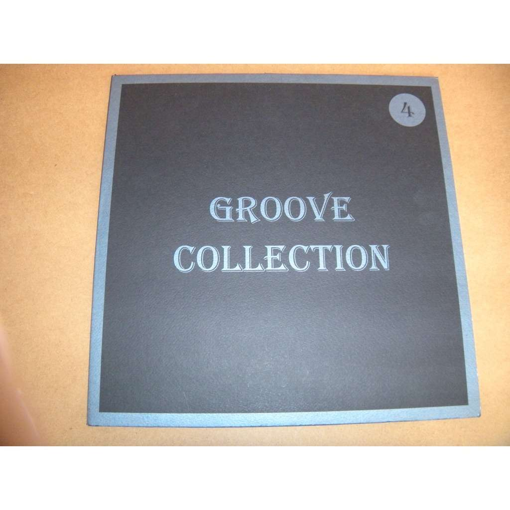 GROOVE COLLECTION MARC MORISSON / Mc LYTE VOL.4