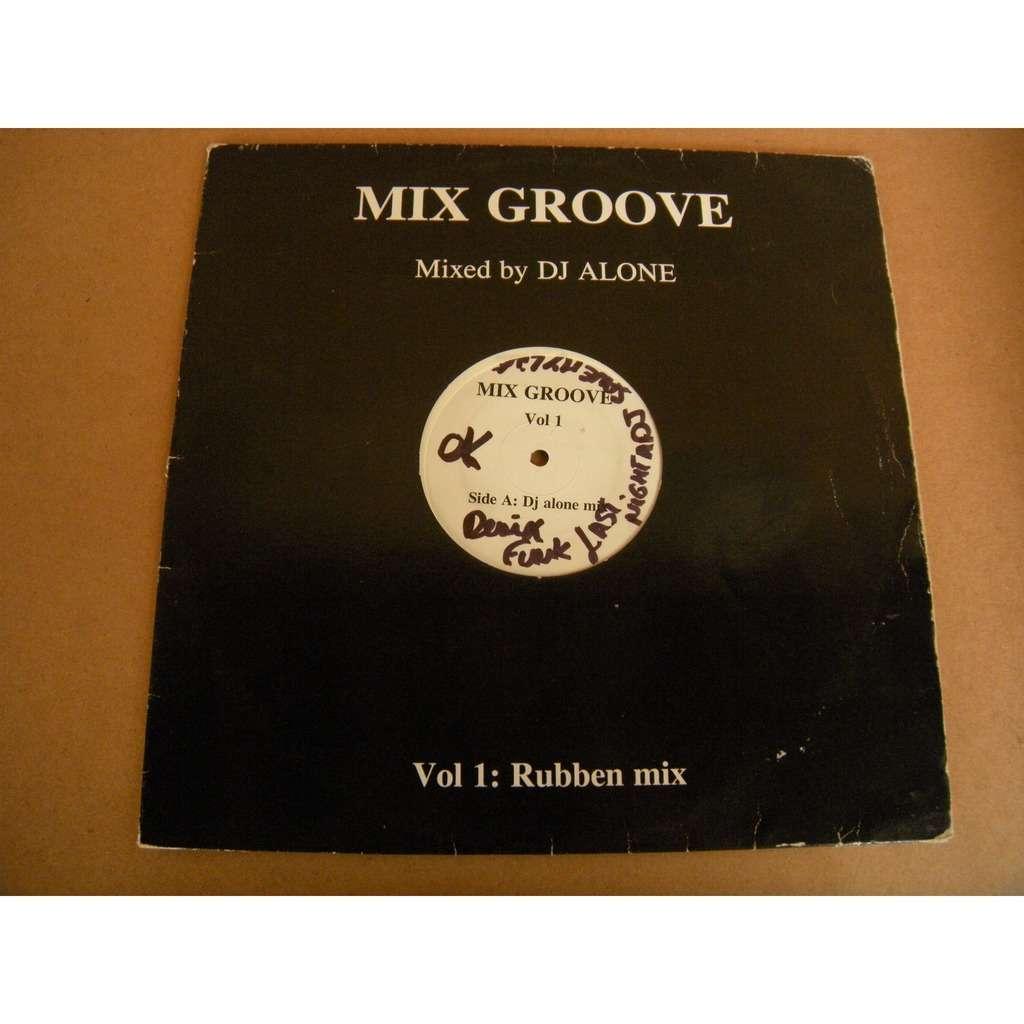 DJ ALONE COMPILATION MIX GROOVE VOL.1