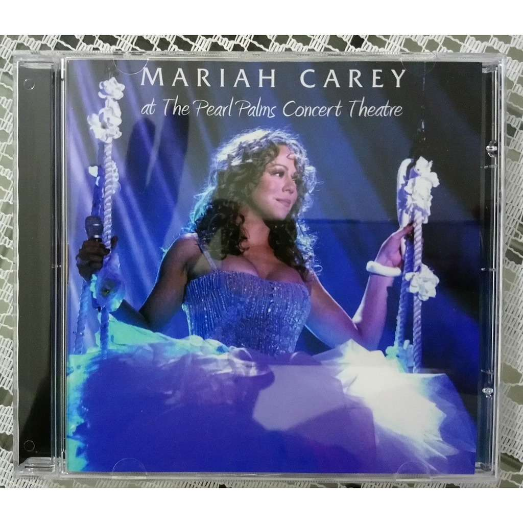 mariah carey At The Pearl Palms Concert Theatre (Brazil release 2018)