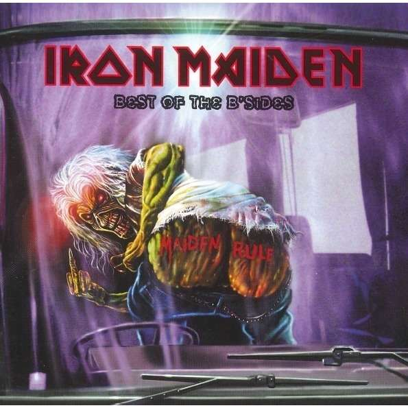 IRON MAIDEN Best of the B-Sides -(Russia release 2002)