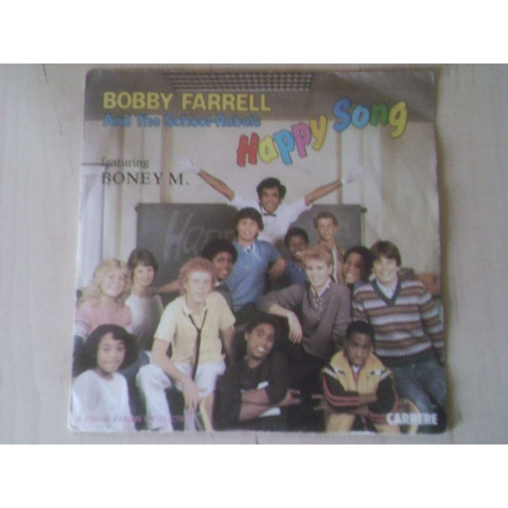 bobby farrell happy song / school's out