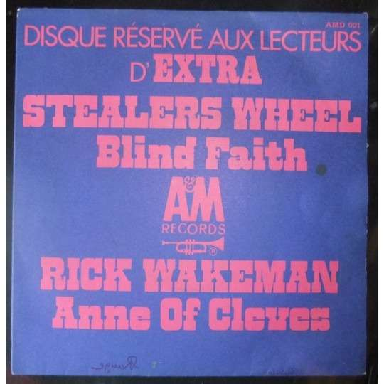 Rick Wakeman Anne of Cleves