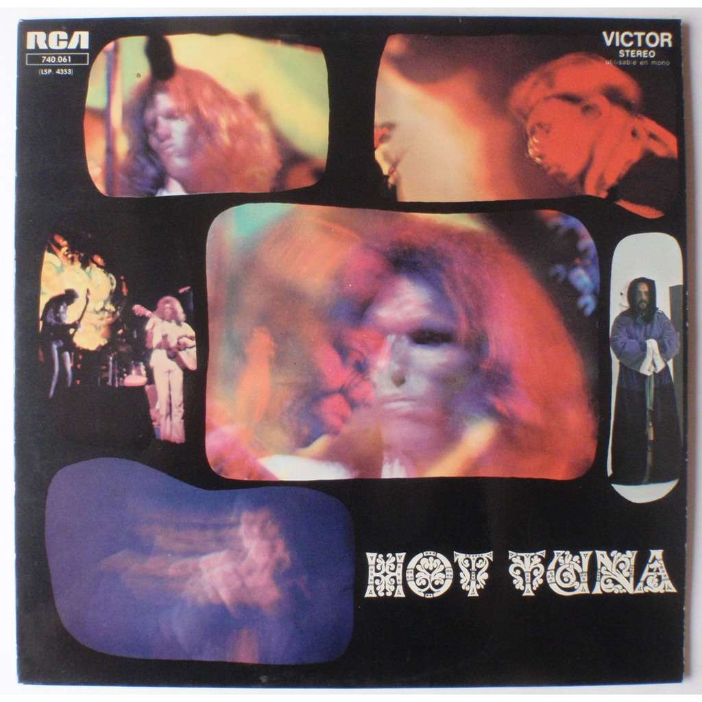 Hot Tuna Hot Tuna / live at the new orleans house