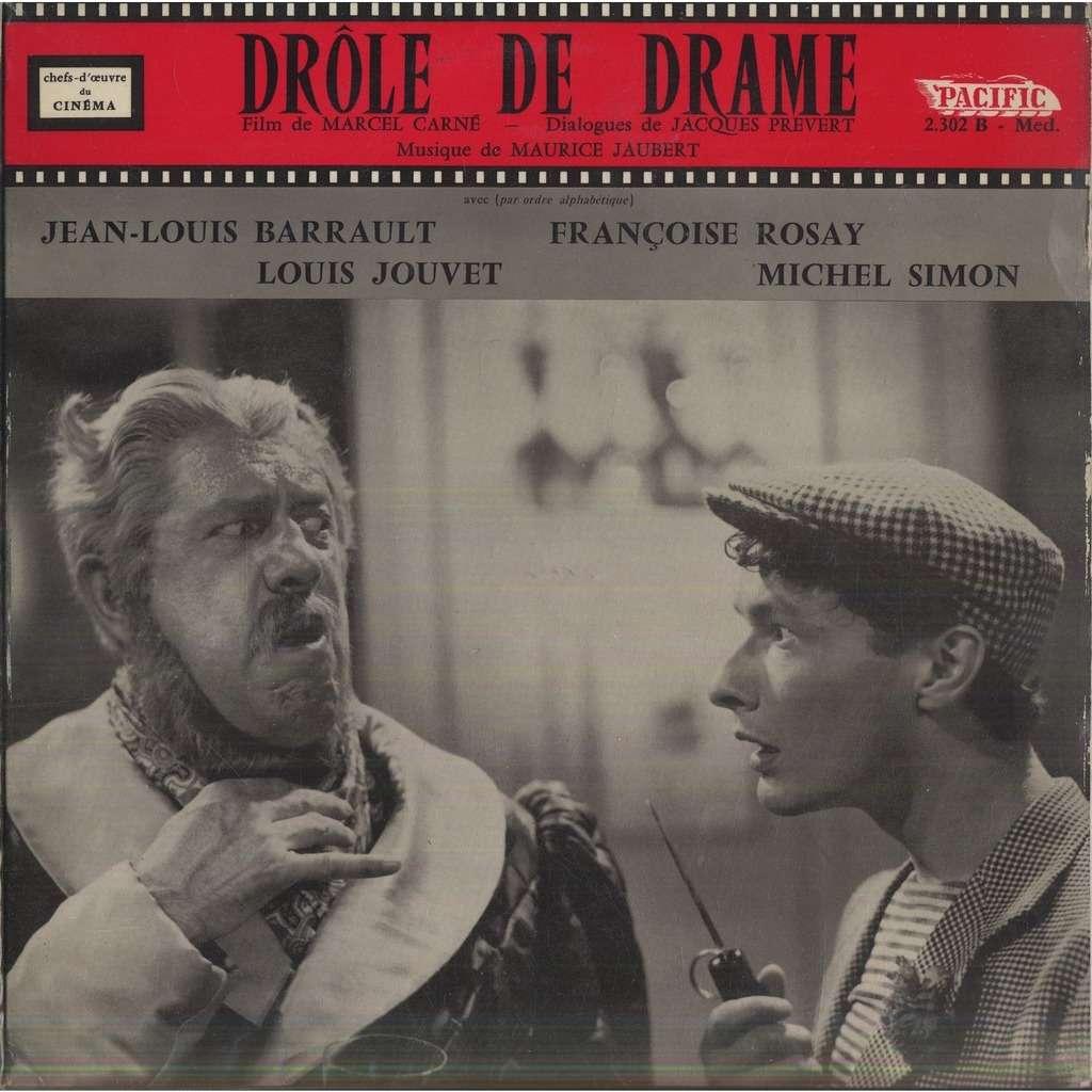 Maurice Jaubert Drole de drame