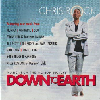 divers artistes - various artist Down To Earth Soundtrack